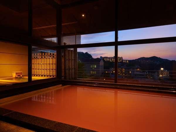 2018年夏リニューアルの大浴場『星の湯』