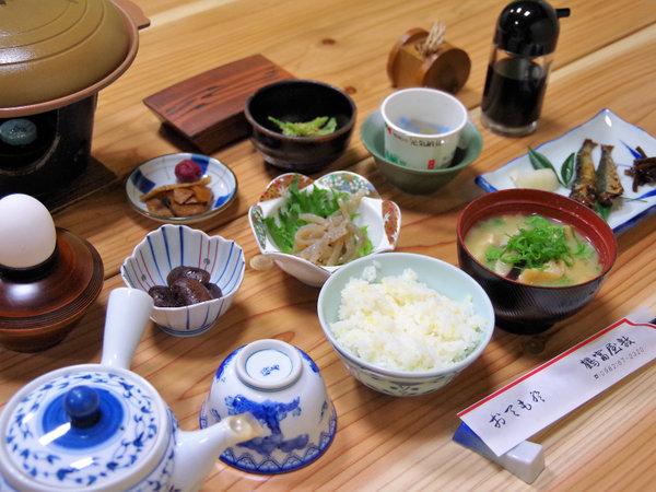 《22時までIN可》朝食付き!ボリュームタップリ☆地元の美味しいご飯で1日スタート!