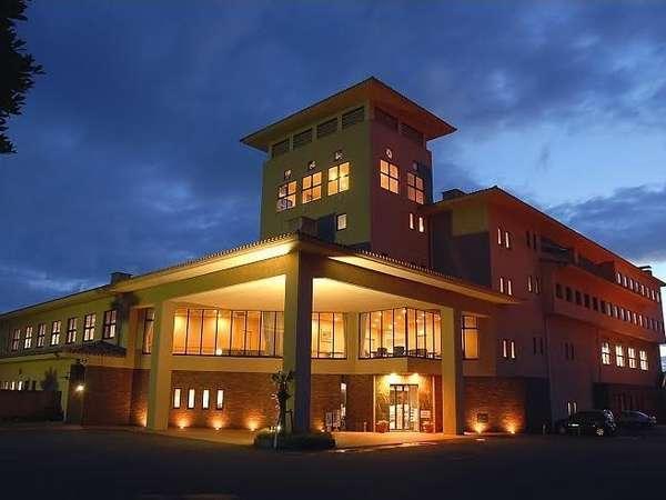 国民宿舎 ボルベリアダグリの外観
