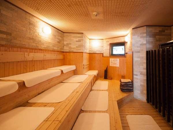 「サウナ」や「ジェットバス」や「気泡風呂」、「電気風呂」など充実設備!