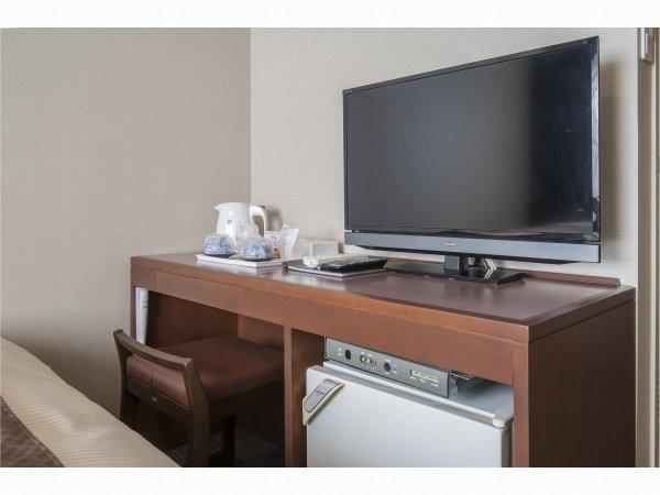 洋室客室テレビ