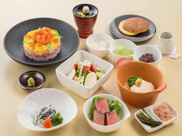女子旅プラン お食事・デザート