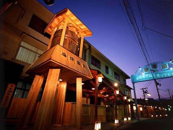 日本の渚白良浜を愛でる温泉三昧の宿 白浜館