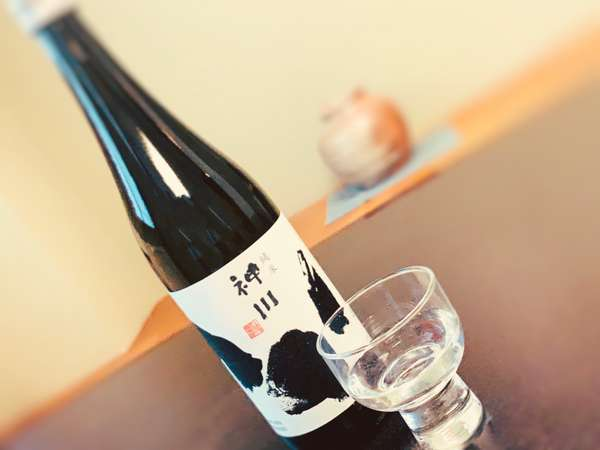 飲まさる日本酒純米神川