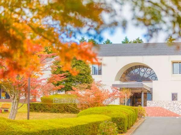 小田急箱根レイクホテルの外観