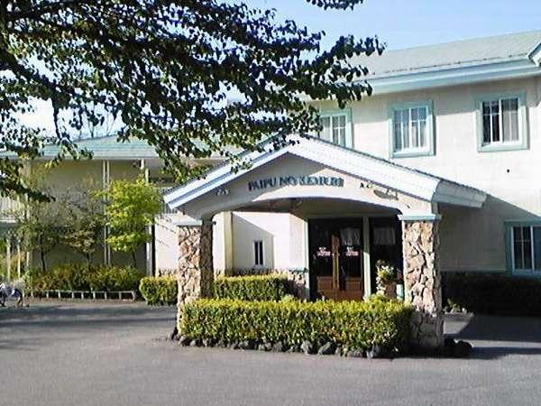 軽井沢ホテルパイプのけむりの外観