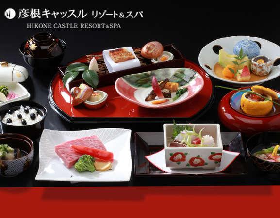 近江食菜を愉しむ、料理長足立の日本料理会席