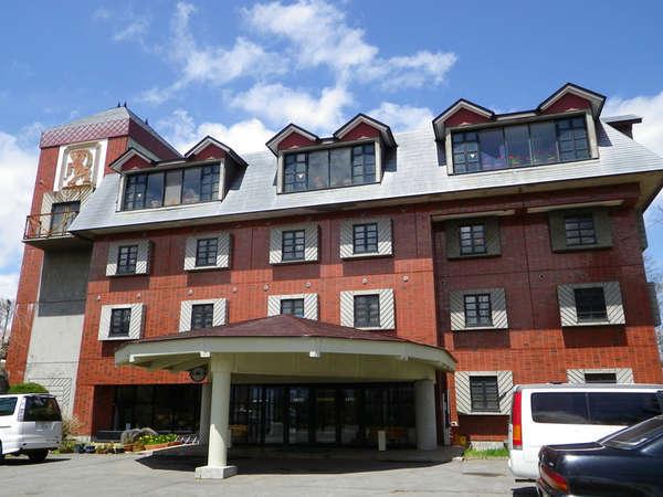 菅平ホテルの外観