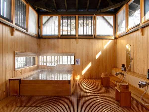 3階貸切半露天風呂