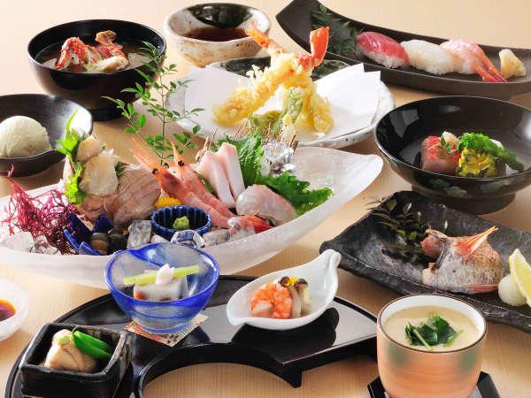 【ベストレート/2食付】最低価格保証プラン!のどぐろに舌鼓★地魚料理堪能『花籠御膳』