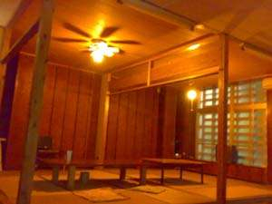 旭ゲストハウスの外観