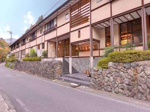 三木屋旅館の外観