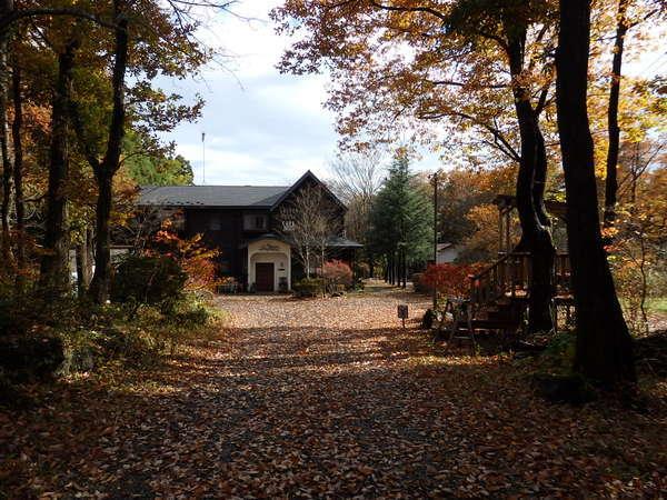 Garden House SARAの外観