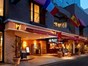 福岡東映ホテルの外観