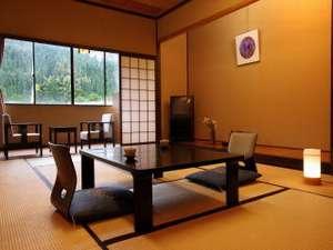 ◆本館客室の◆  和室8~12帖+広縁