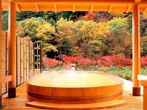 展望野天風呂「望渓の湯」