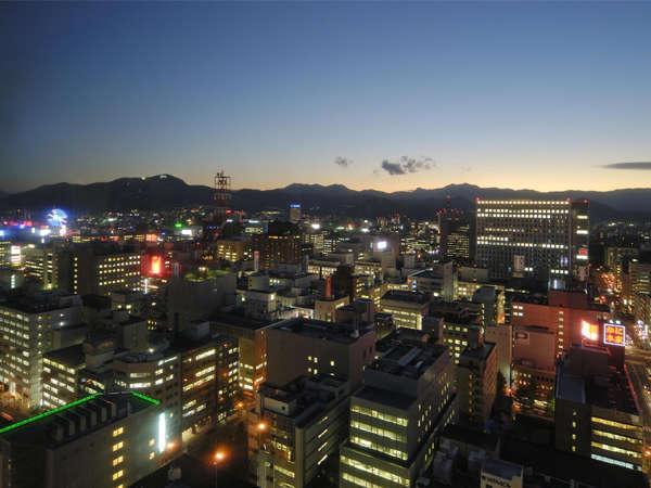 【SAPPOROごちそう夜景】17階以上確約★一味違う新日本三大夜景【2017年リニューアル】/朝食付き