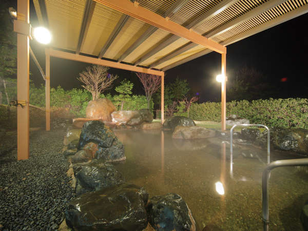 じっくりと体を休める温泉