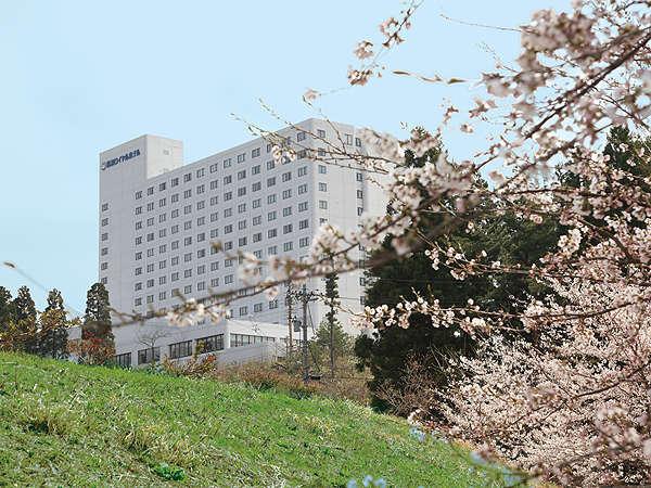 砺波ロイヤルホテル(2018年4月1日より:ロイヤルホテル 富山砺波)