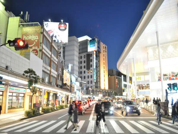 アパホテル<金沢中央>の外観