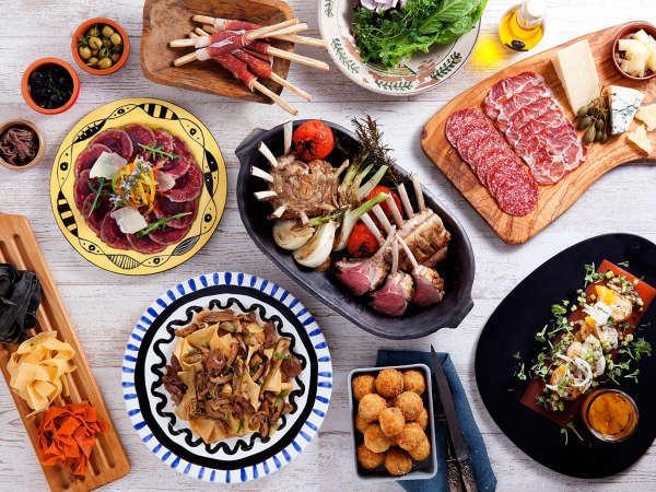 【お得な2食付♪】グランカフェ・ブッフェ満喫プラン(ディナー&朝食付)