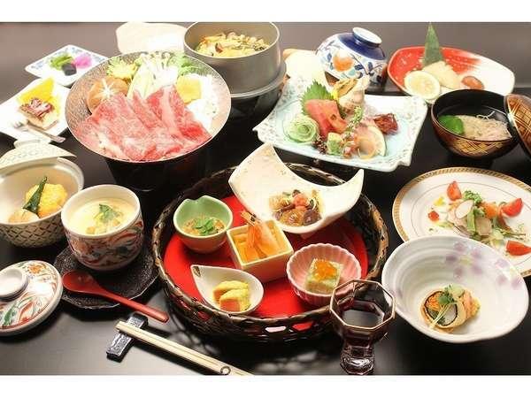 【雪見露天風呂】「旬味膳」2名様〜ご利用可能 希の膳