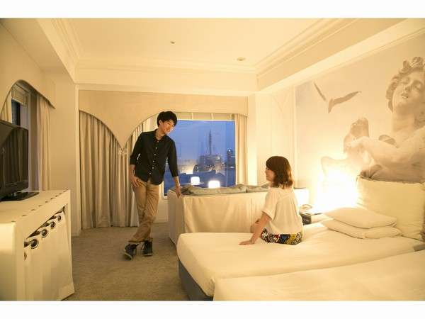 Hotel Seagull Tempozan Osaka