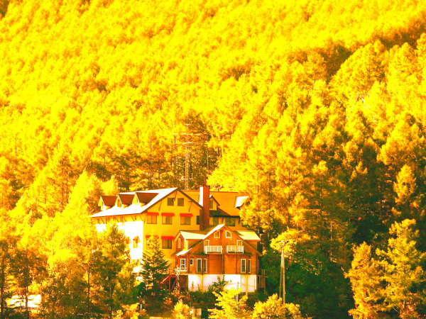 温泉山岳ホテル アンデルマット