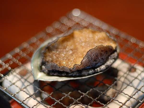 【選べる鮑料理】有馬温泉で高級食材 黒鮑を食する!黒鮑付き創作会席料理
