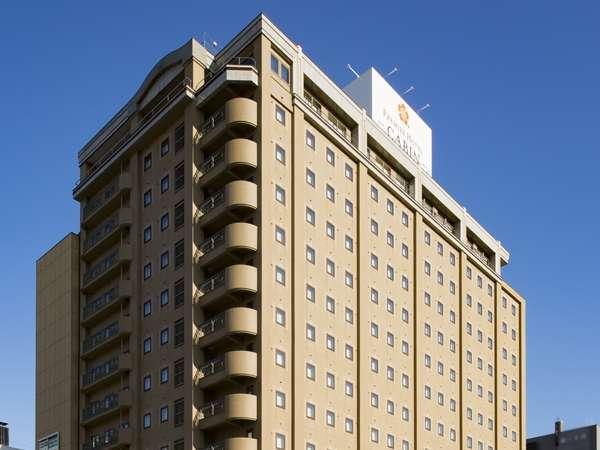 天然温泉プレミアホテル−CABIN−旭川