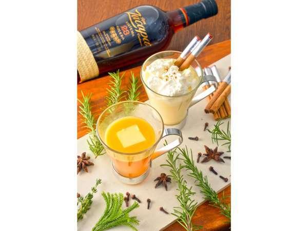 【寒い季節にぴったり】寒い夜にはエッグノックでポカポカ + 2杯目以降半額! 夜景BARクーポン付プラン