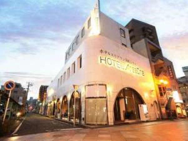 ホテルエリアワン宮崎シティ(HOTEL AREAONE)の外観