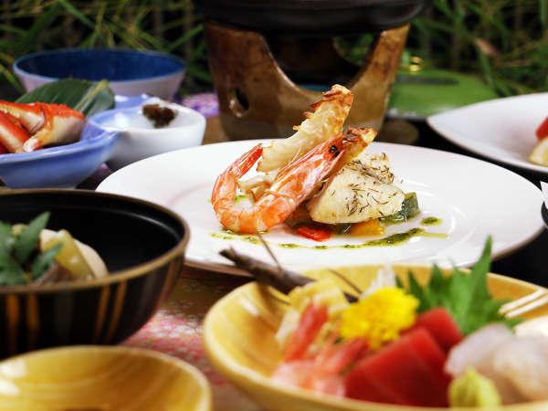 【日伊コラボSPRING2019】イタリアンは魚介の旨みを引き出す料理☆日本海の海の幸も美味しさ倍増!!