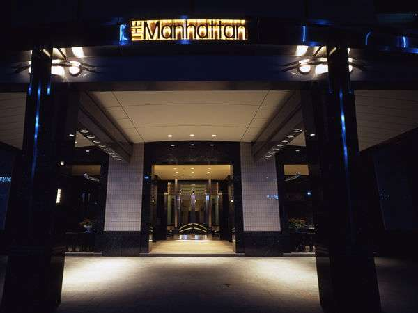 ホテルザ・マンハッタン