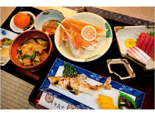 岩手の郷土料理から、季節に合わせた様々な料理をご用意しております。