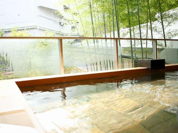 宿泊者専用露天風呂「ひとと季の湯」 写真提供:じゃらんnet