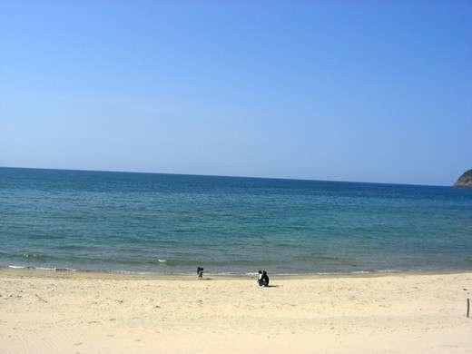 浜辺の素泊まりプラン
