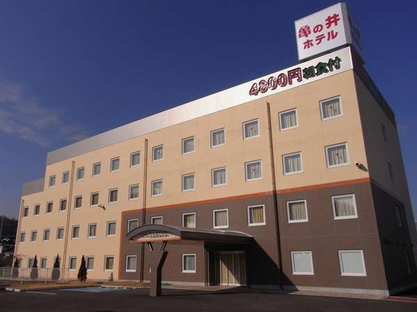HOTEL AZ 山梨甲府南IC店