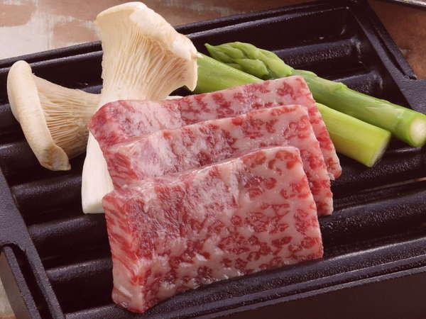 """【ブランド牛を堪能する】「神戸牛会席プラン(夕部屋食)」 """"鉄板焼き""""など極上和牛の贅沢3品と会席料理!"""