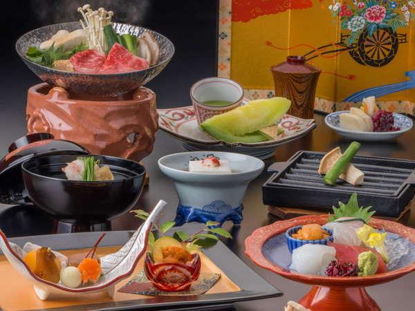 【ブランド牛を堪能する】「神戸牛会席プラン(レストラン食)」 極上和牛と会席料理をレストランでお得に