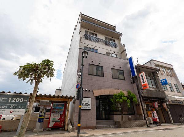 ホテル松山