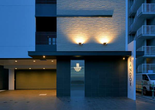ランドーレジデンシャルホテル札幌スイーツ