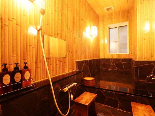 【貸切風呂】当館のお風呂は時間制にて貸切となっております。ゆったりとお寛ぎくださいませ♪