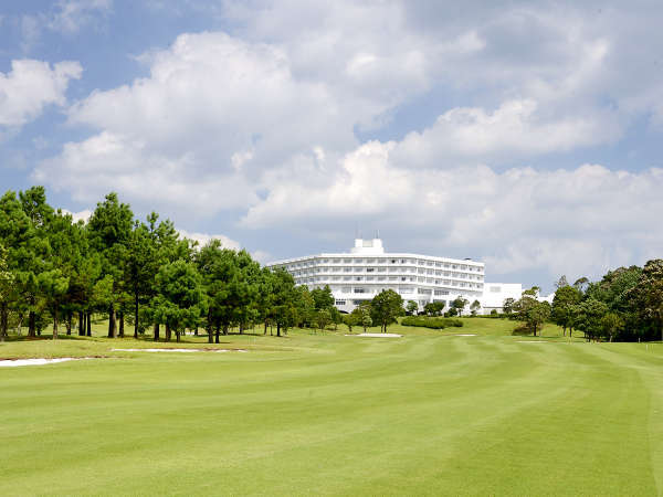 インターナショナルゴルフリゾート京セラの外観