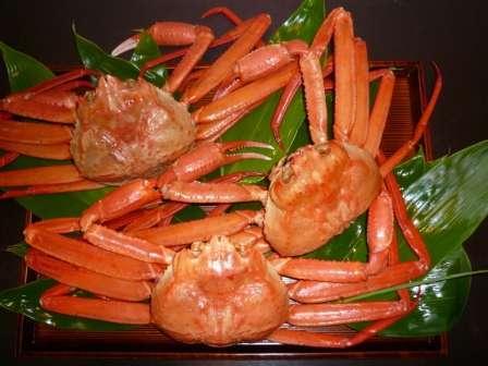 【群来創業10周年プレ企画-紅ズワイ蟹-】1日3組限定 食材の量や調理法を選べる 感謝のおもてなし