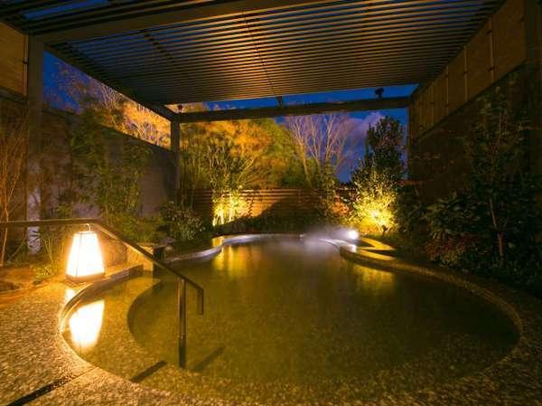 ◆大浴場/2015年12月増設!四季を感じる露天風呂