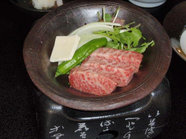 【美味♪】 創作料理と信州牛の陶板焼きで!満喫プラン★