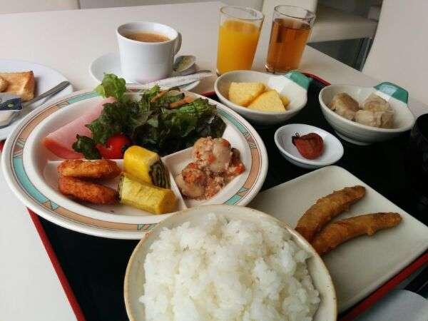 朝食バイキング(イメージ) ※内容は日によって異なります