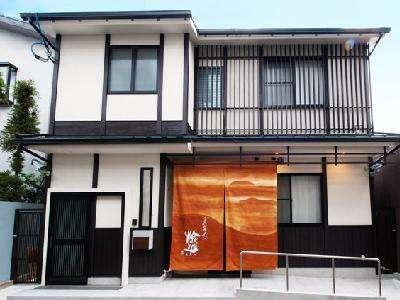 京都六條イン 愉樂の外観