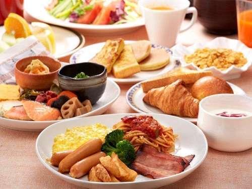 【高層階確約・21階以上】カップルプラン(朝食付き)